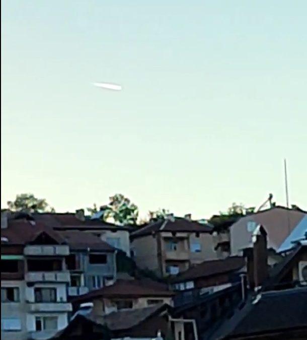 Заснет обект над Сандаски – видео